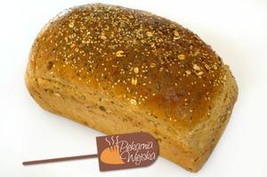 Chleb razowy foremka