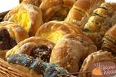 Bułki słodkie z piekarni wiejskiej