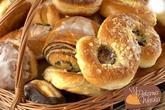 Bułki słodkie z Górzyna