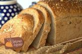 Chleb razowy kompozycja